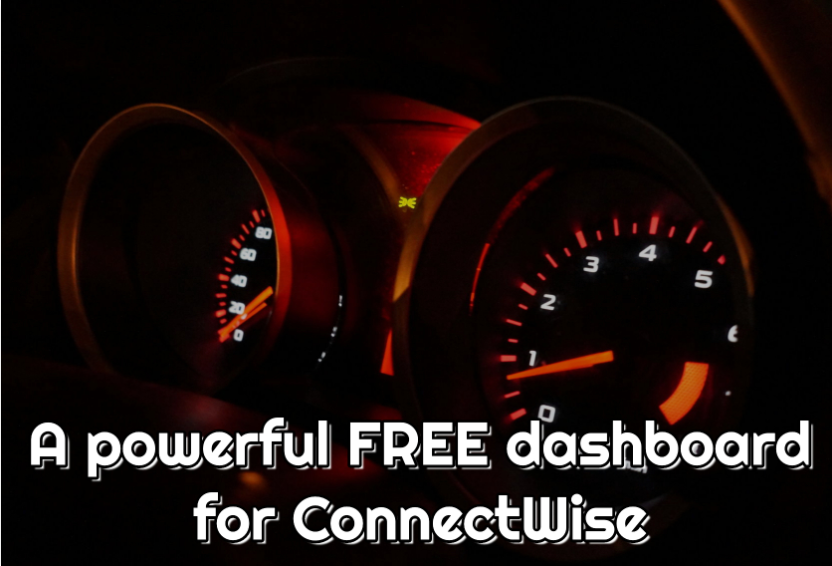 Powerful Free Tool CWDash for MSP Clients